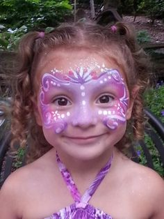 Face painting done right!