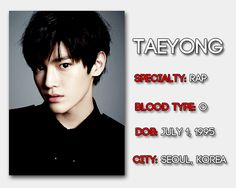 SR15B - TAEYONG