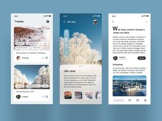 Travel notes designed by Grejory for Connect with them on Dribbble; Ui Design Mobile, Ios App Design, Web Design, Mobile Ui, Interface Design, Flat Design, Design Layouts, User Interface, Graphic Design