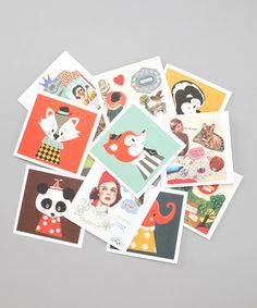 Darling Clementine stationery