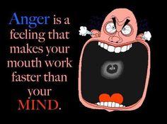 Anger ...😡