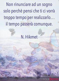 Hikmet Citazioni Sogni