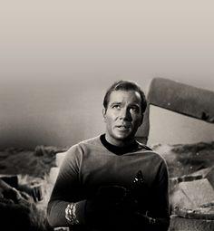 the one and only Kirk Star Trek Season 1, Star Trek 4, Star Trek Tv Series, Star Trek 1966, Enterprise Ncc 1701, Star Trek Enterprise, Star Trek Images, Old Flame, William Shatner