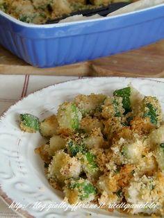 Ricetta Zucchine Sabbiate