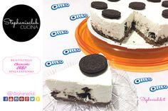 """Cheesecake OREO – no bake – senza cottura – senza lattosio """