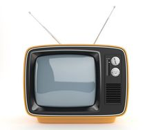 Retro Television, reminds us of our favorite, classic TV shows! from Shutterstock contributorPablo Scapinachi