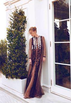 Lady like elegance Vogue Hellas May 27, 2011