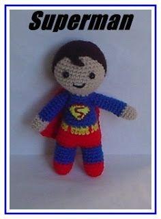 ¡Es un pájaro, es un avión, es Supermán !         Aquí está el que faltaba ni mas ni menos que.... Superman. No soy especialmente fan de los...