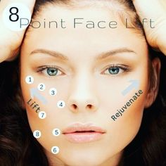 Book your CJ Aesthetics ltd 8 point face lift toda