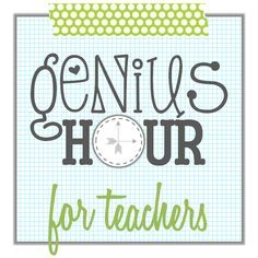 While sitting in a district Math Task Force subcommittee meeting last winter, the junior high principals asked me what teachers needed most. Math Teacher, Teacher Resources, Teacher Stuff, Math Literacy, Teaching Tools, Teaching Ideas, Genious Hour, Free Planner Pages, Material Didático