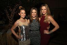 Actresses Bethany Joy Galeotti, Sophia Bush and Shantel VanSanten