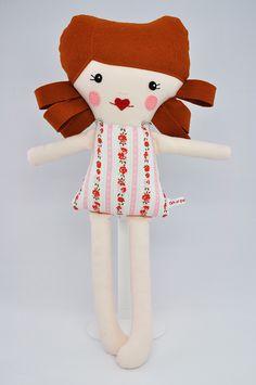 Josette la petite fille Creations, Christmas Ornaments, Chic, Holiday Decor, Home Decor, Fabrics, Petite Fille, Red, Shabby Chic