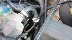 postei essa  foto pois um mecanico disse que essa peça não existia ... doido rs