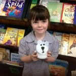 The Very Hungry Bear by Nick Bland. Making Paper Cup Polar Bears