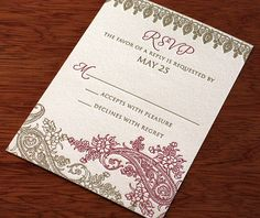 One of our most romantic Indian wedding card designs, Hima works wonders to get guests excited about your upcoming marriage celebration. Lus...
