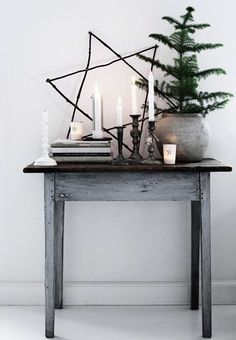 Deko Christmas decoration # cozy Christmas Christmas decoration Wedding List - Why Is It Only Specia Minimalist Christmas, Noel Christmas, Scandinavian Christmas, Minimalist Decor, Simple Christmas, Christmas And New Year, All Things Christmas, Winter Christmas, Minimalist Kitchen