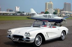 1960 Chevrolet Corvette 360 HP Fulie
