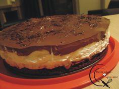 Τούρτα Προφιτερόλ! Tiramisu, Pie, Ethnic Recipes, Desserts, Food, Table, Torte, Tailgate Desserts, Cake