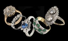 Find exquisite vintage jewellery at Graeme Thomson Antique and Estate Jewellery in Parnell, just five minutes from Auckland's CBD. From opulent Art Deco rings to exquisite Edwardian bracelets, there is an elegant piece for every occasion. With beauty at every corner, it's hard to walk away empty-handed!