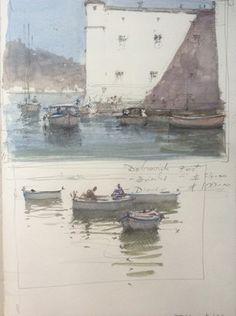 Joseph Zbukvic - sketchbook