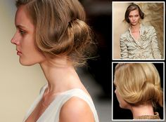 Gorgeous roll by Eugene Souleiman for Donna Karan S/S 2011