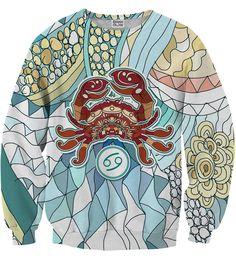 Cancer sweater, Mr. GUGU & Miss GO