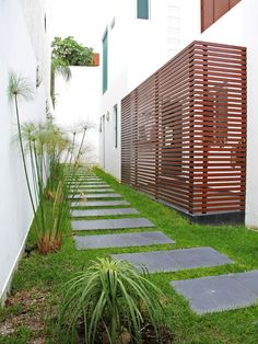 Modern Fence Design, Pictures, Remodel, Decor and Ideas - page 9