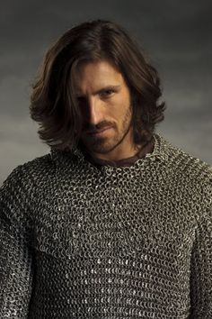 One of the knights from either Camelot or Merlin ... can't remember. He's cool!