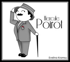 Poirot by ~SweetSummerSoul on deviantART