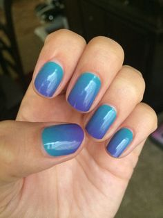 #TurpleOmbrejn is here for 4 days only! Available until July 27. In Canada, conact me at www.christymessier.jamberrynails.com  #Jamberry #nails #manicure #pedicure #purpleandbluenails #nailart #easynails #DirectSales #WFHM