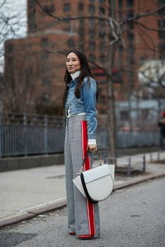 The Best Street Style Looks From New York Fashion Week Fall 2018 | Fashionista