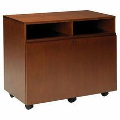 Mayline Stella Series Veneer Lateral File, 34?w x 19d x 28¼h, Toffee-- by BND 0 SKLFTOF by BND-Mayline. $861.98. Office Furniture. ***PLEASE NOTE: PHOTO MAY NOT REPRESENT ACTUAL IMAGE - REFER TO TITLE FOR ACTUAL DETAIL***. File & Storage Cabinets. Mayline. SKLFTOF. Simple yet elegant styling. Beautiful Birch veneer protected by a durable UV coating. Opens to reveal two box drawers and lateral filing space. Full-extension ball bearing suspension. Six casters. Color: Toffee...