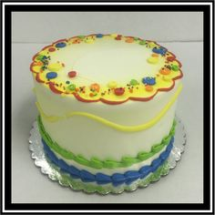 White Buttercream, Buttercream Filling, Frosting, Marble Cake, Holiday Cakes, Round Cakes, Classic Collection, Birthday Cake, Dots