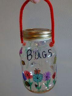 Bug Jar » Pocketful of Posies