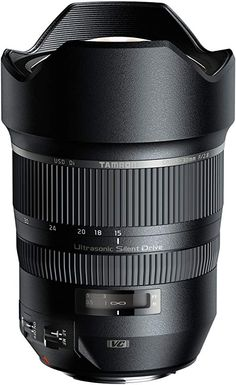 Tamron SP Di VC USD WideAngle Lens for Nikon FFX Cameras Certified Refurbished -- Visit the image link for more details. Nikon D3200, Canon Dslr Camera, Canon Lens, Dslr Cameras, Wide Angle Photography, Real Estate Photography, Photography Tips, Photography Business, Sony A6000