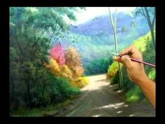 DVD aula de pintura de paisagem com Maneco Araújo - YouTube