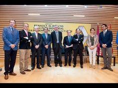 ▶ Jornada: Renault, el impacto de su plan industrial en la economía de Castilla y León - YouTube