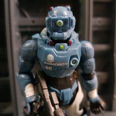 Ammobot sniper