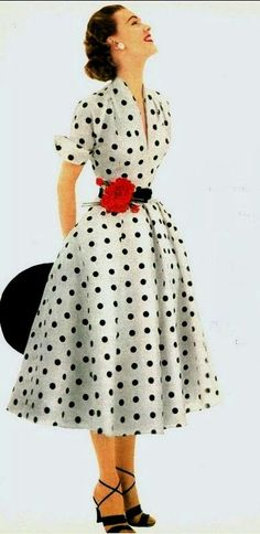 Trendy... 50's Style Dress Patterns Free #superb