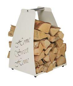 PP-tuote Puunkannin Home Sweet Home valkoinen Sweet Home, Firewood, Haku, Crafts, Google, Woodburning, Manualidades, House Beautiful, Handmade Crafts