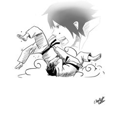 judo manga