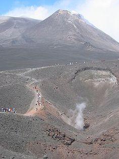 Le volcan Etna (Sicile) #etna