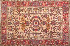 Ivory Heriz - Oriental Rugs - Nomad Rugs