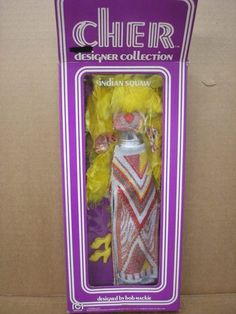 Vintage Mackie Barbie Doll Mego Cher 1976 Outfit Clothing Indian Squaw RARE | eBay