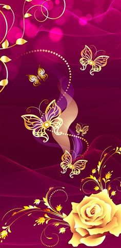 Pin On Butterfly / Dragonfly / Bee Ect Wallpaper 2
