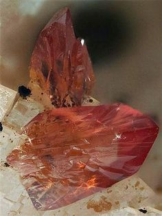 Roselite-beta, a rare arsenate mineral.  Bou Azzer, Ouarzazate Province, Morocco