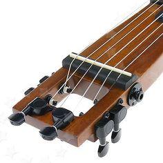 Anygig-AGN-Nylon-String-Full-Scale-Length-Travel-Guitar-Backpacker-with-Bag