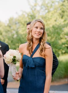 There so many reasons why we loveKate Headley's photography so much and you can see why from this strikingWashington, D.C. wedding. Just like the images that we adore, the entire affair is classic, crisp and elegant through and through with a