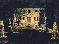Natale a VillaRota.  Christmas  #natale #christamas #wedding #eventi #sposi #villarota #ravenna