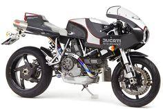 Ducati MH 900E Special #2